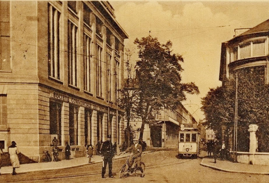 Quartier de la Bourse Mulhouse