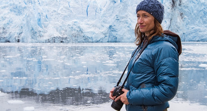 Rencontre avec Céline Cousteau à la SIM !