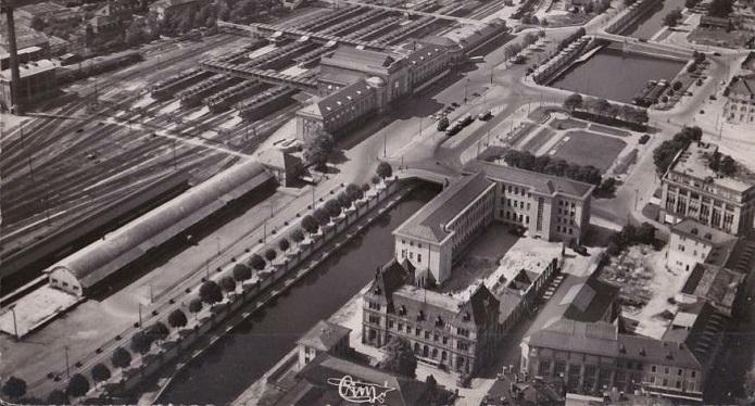 3ème édition des Cafés de l'Histoire – Voyage dans l'épopée ferroviaire avec Nicolas STOSKOPF