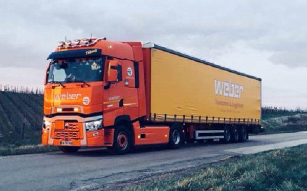 camion weber