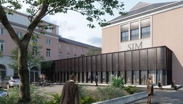 Lancement officiel des travaux du centre de conférence de la SIM !