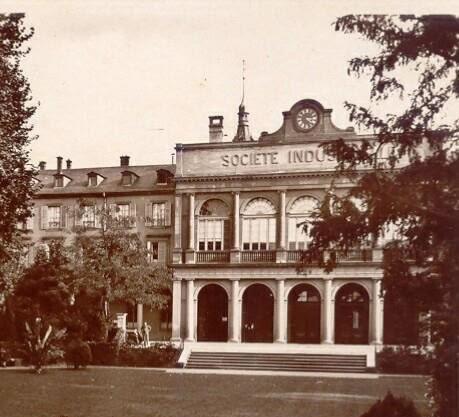 Société industrielle de Mulhouse - Bâtiment place de la Bourse