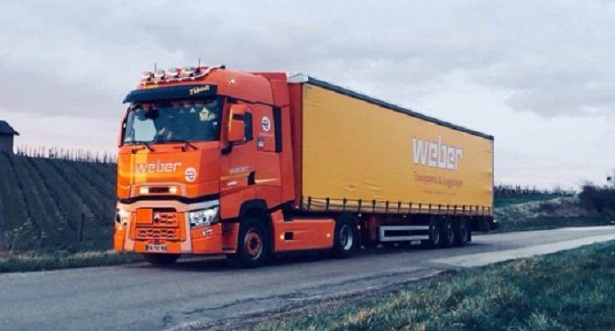 Dans les coulisses du transport   A la découverte de Transports WEBER !