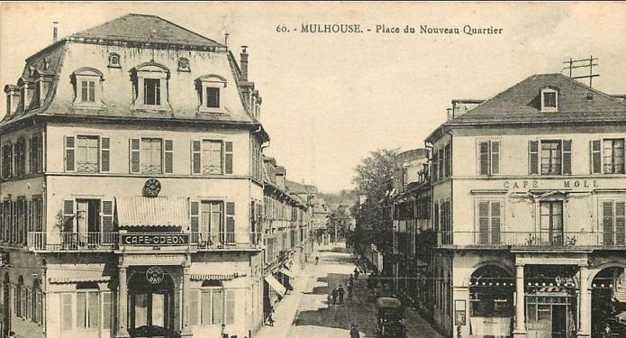 Cafés de l'Histoire – A la découverte du Nouveau Quartier !