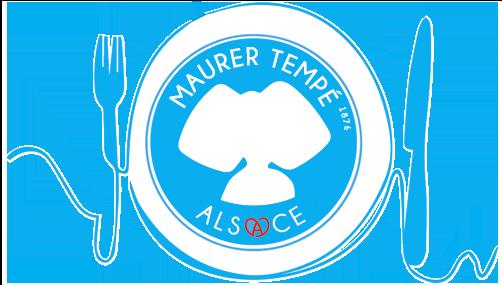 Maurer tempé Alsace - Logo