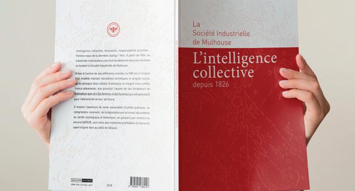 «L'intelligence collective depuis 1826» | Sortie en librairie le 22 octobre 2021