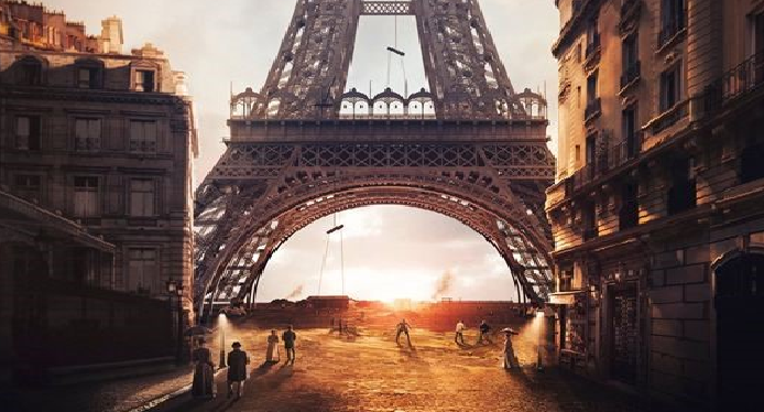 Soirée Fierté d'appartenance | Sortie en salle du film Eiffel !