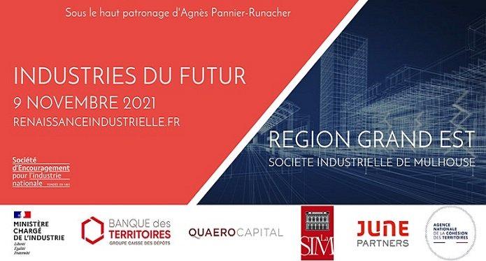 Conférence | Cycle Renaissance industrielle – Industries du futur